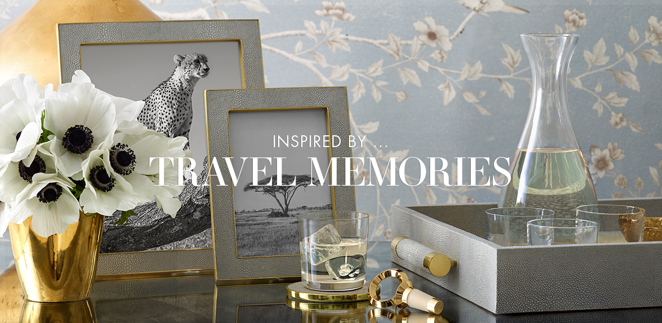 Decorating From Your Travels