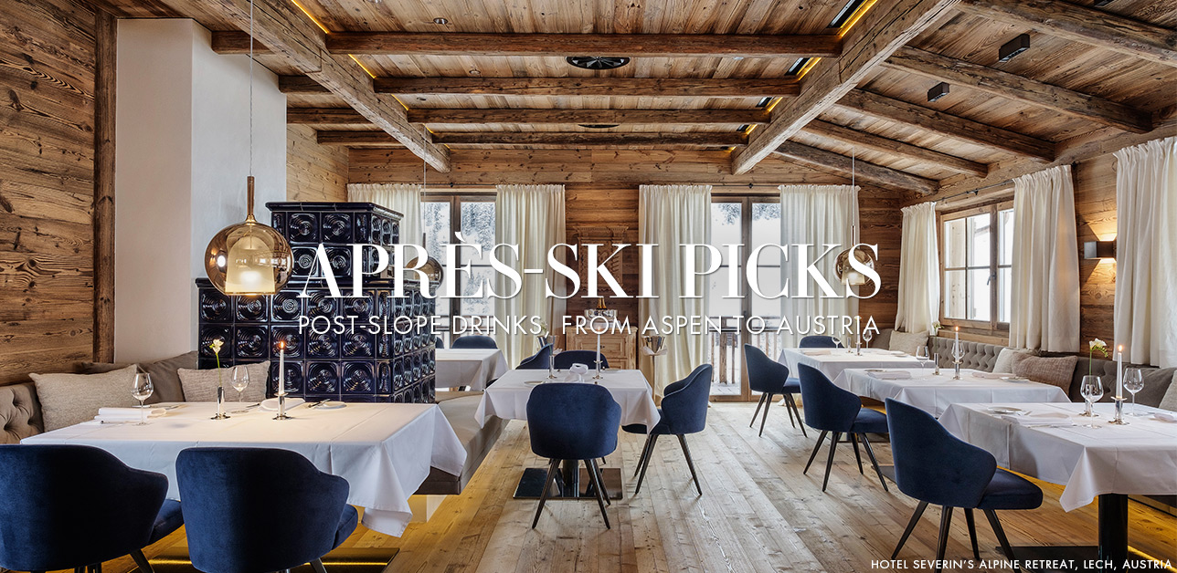 Favorite Après-Ski Destinations