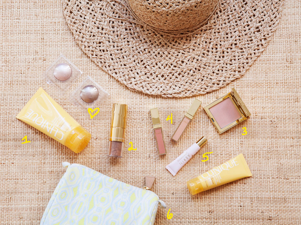 IN MY BAG– SUMMER MAKEUP EDITION