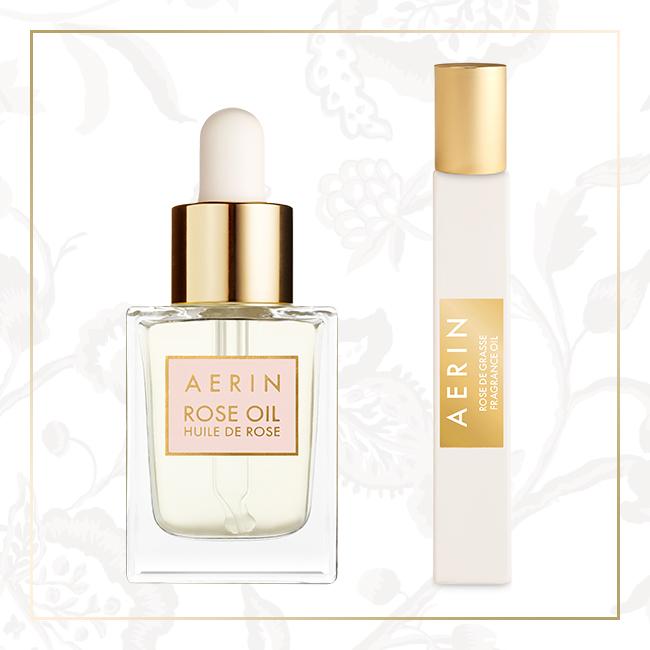 Rose Oil & Rose de Grasse Oil