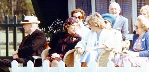 Iconic Women: Princess Diana