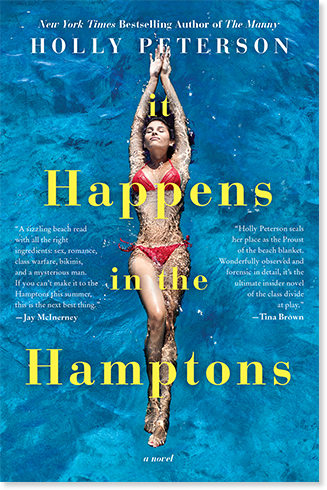 It Happens in the Hamptons by Holly Peterson