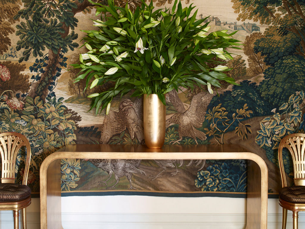 STYLE It: CONSOLE TABLE