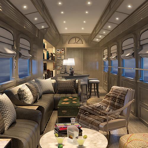 Peru by Luxury Train