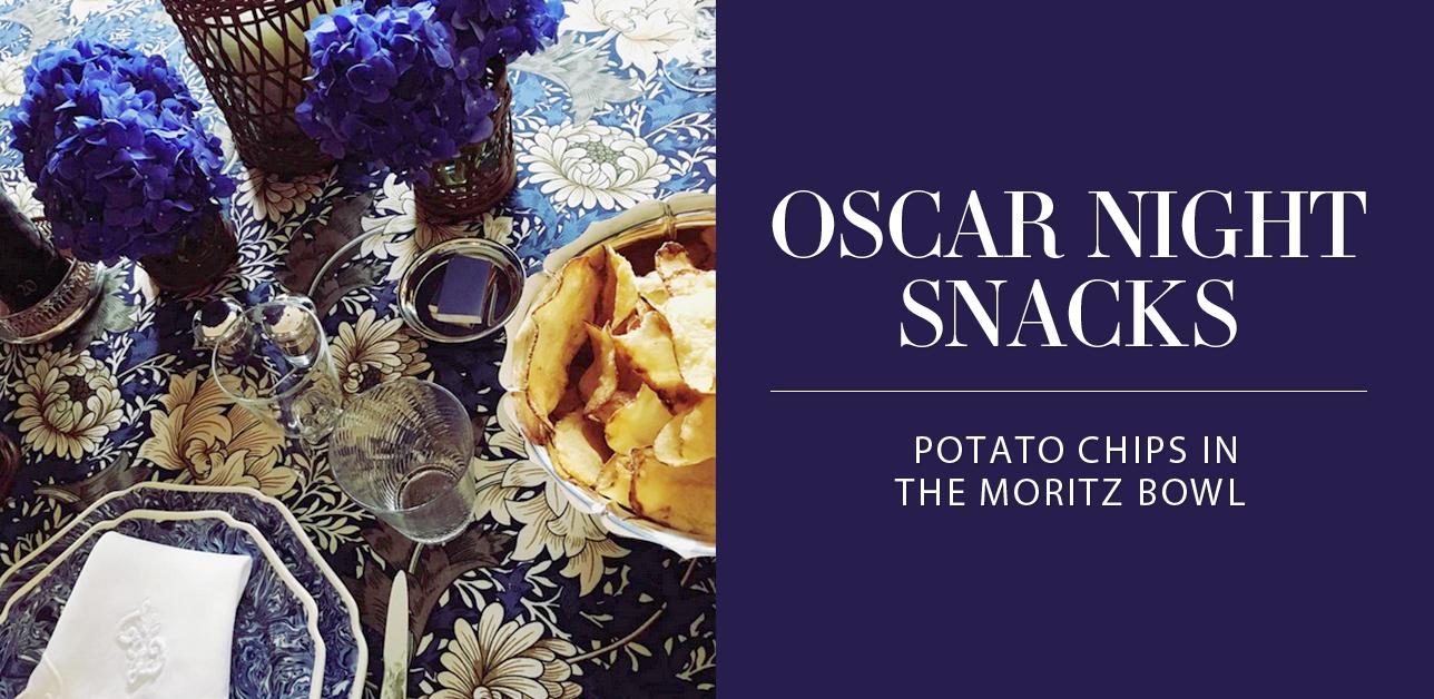 Snacks for Oscar Night