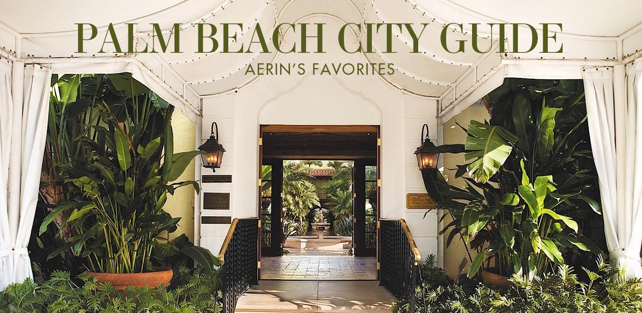 Palm Beach City Guide