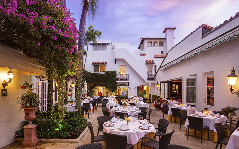 Palm Beach County Restaurants With Private Rooms