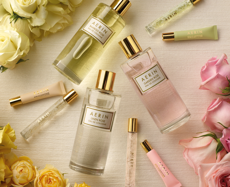 Rose Cologne Collection