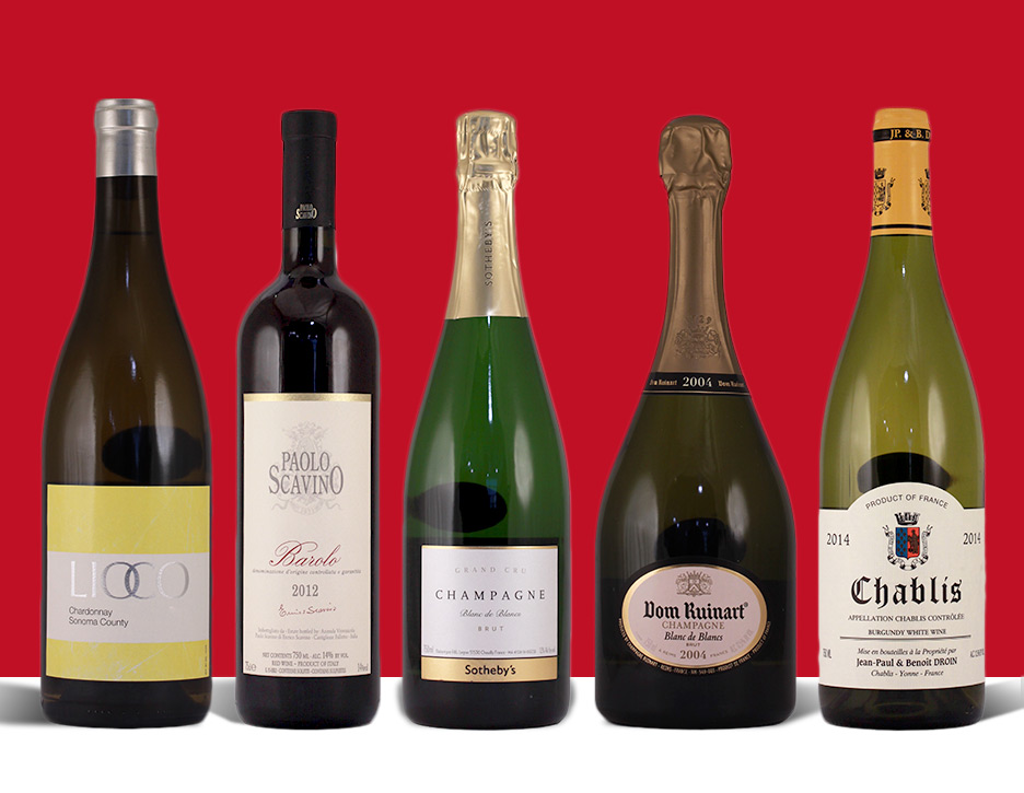 Jamie Ritchie, Sotheby's Wines