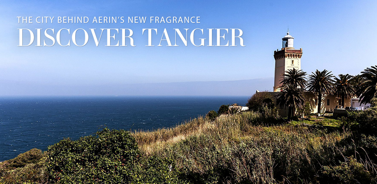 Tangier Inspiration