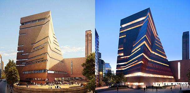 Tate Modern Expansion, London
