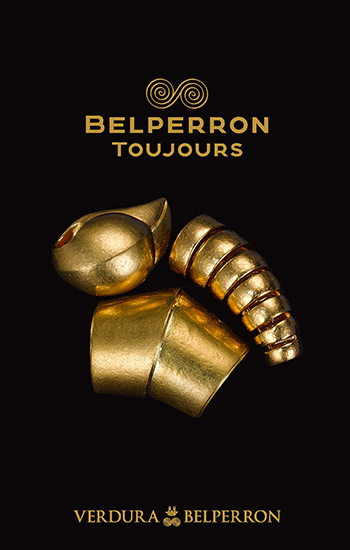 Belperron gold
