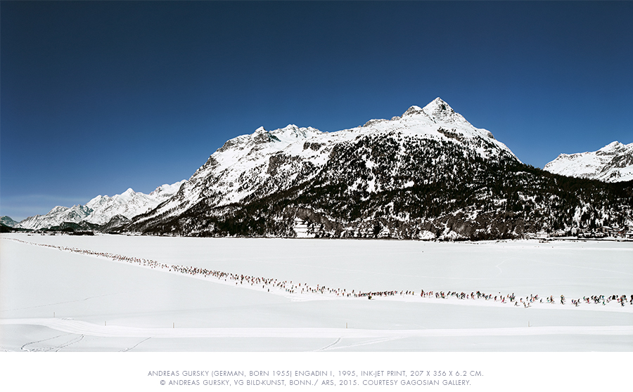 Andreas Gursky: Landscapes