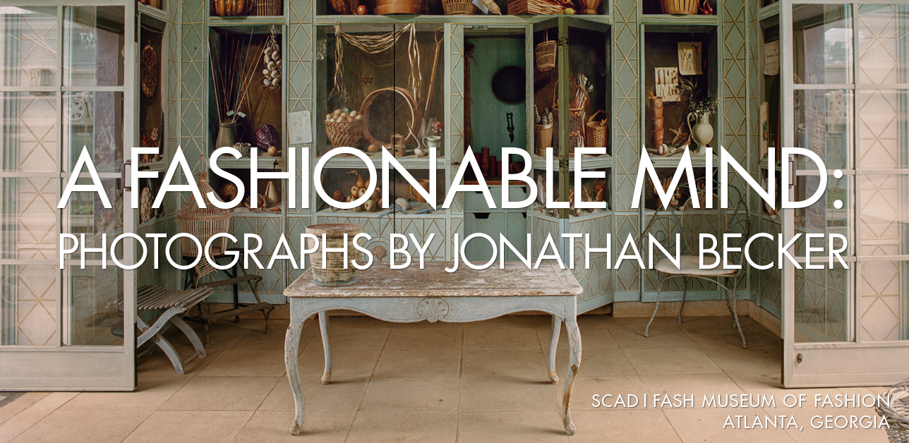 A Fashionable Mind: Photographs by Jonathan Becker