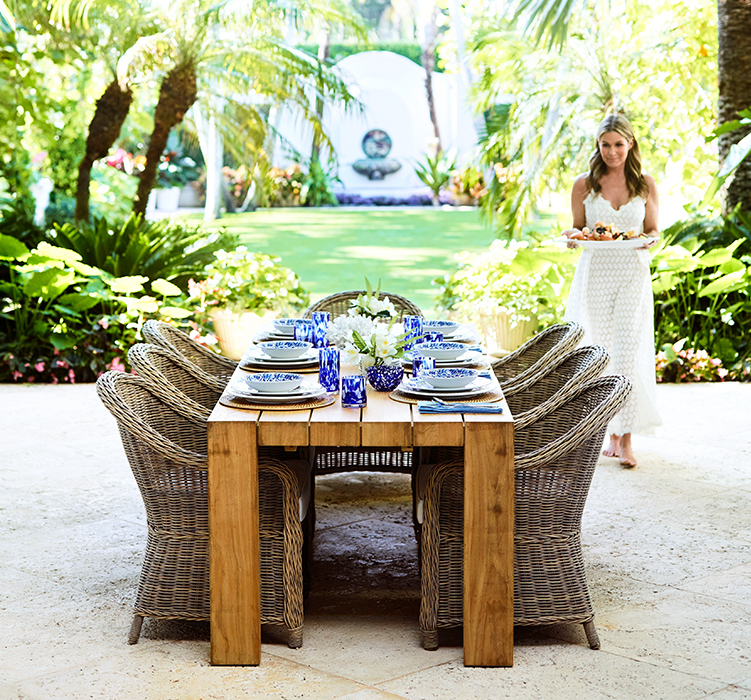 Williams Sonoma: Outdoor Entertaining