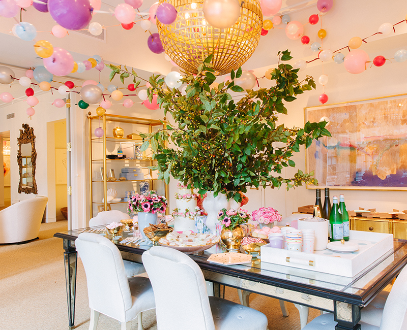 AERIN 5th Anniversary Party