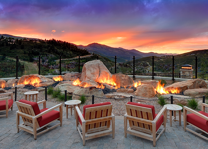 Mountain Terrace, The St. Regis Deer Valley