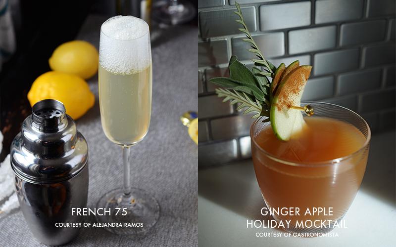 Mocktails & AERIN Barware