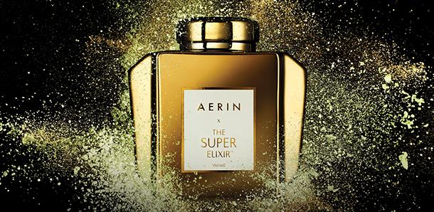 Introducing AERIN X The Super Elixir