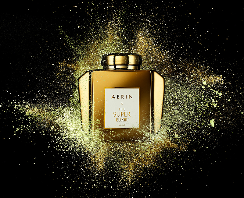 Introducing AERIN X The Super Elixir