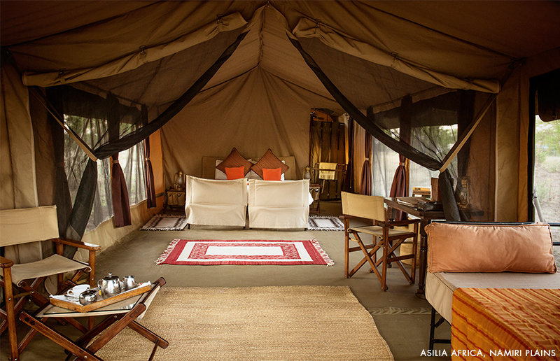 Tanzania's Luxury Camps